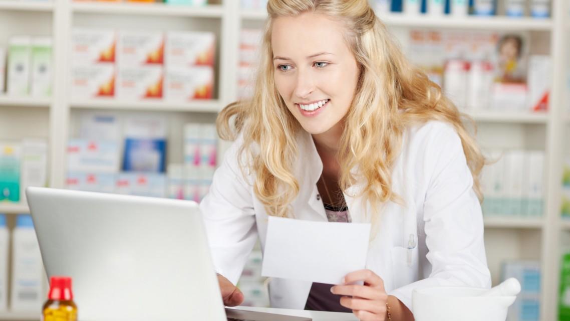 Sprzedaż leków przez internet