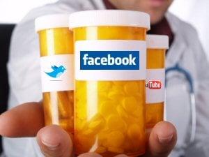 Lekarz, pacjent, firma farmaceutyczna a social media